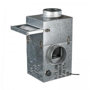 VENTS Ventilator semineu diam 150mm cu filtru