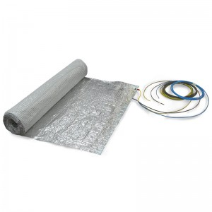 THERMOVAL KIT 1.0 mp parchet laminat- 150W/mp- lat. 0,5m