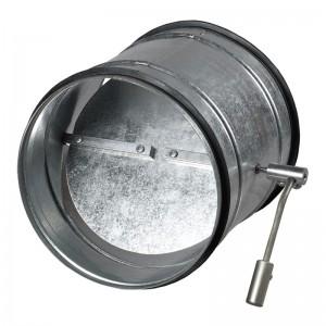 VENTS Clapeta antiretur cu contragreutate diam 250mm