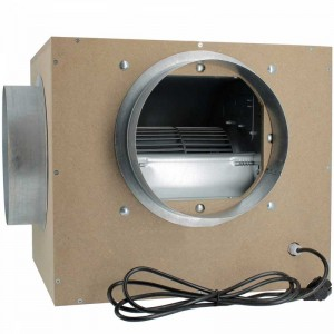 VENTS Ventilator carcasa izolata diam 250mm