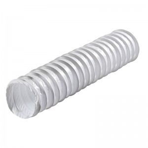 VENTS Tub flexibil PVC, diam 152mm, lungime 1m