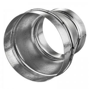 Reductie metalica 100/125mm