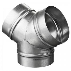 Piesa Y metalica 3x250mm