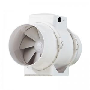 VENTS Ventilator axial de tubulatura diam 125mm, cu 2 viteze, 220/280mc/h, cu timer