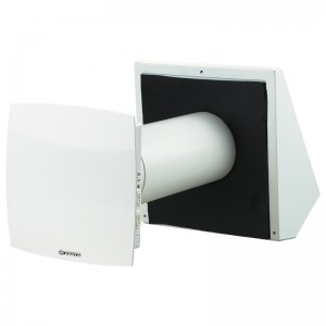 Ventilator cu recuperator de caldura