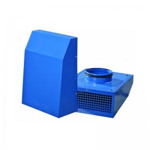 VENTS Ventilator centrifugal in-line diam 200mm
