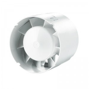 Ventilator tubulatura diam 125mm turbo