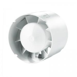 Ventilator tubulatura diam 125mm timer