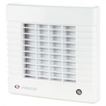 Ventilator diam 100mm timer, senzor umiditate, jaluzele automate