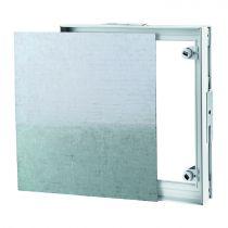 VENTS Usita vizitare metalica cu magnet montaj in faianta 250*250mm