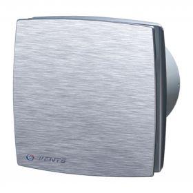 Ventilator diam 100mm aluminiu 100LDA alu mat
