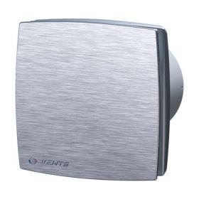 Ventilator diam 125mm timer, turbo, aluminiu