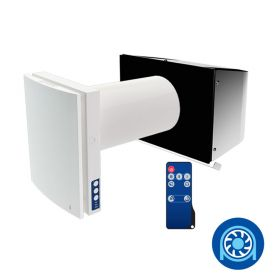 Blauberg Ventilator cu recuperare de caldura, rulment