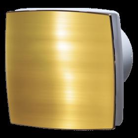 Ventilator diam 125mm timer, gold