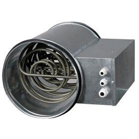 Baterie de incalzire electrica fi 125mm, 2,4kw, 220V