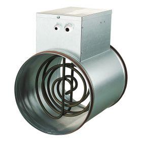 Baterie de incalzire electrica fi 125mm, 1.2kw, 220V