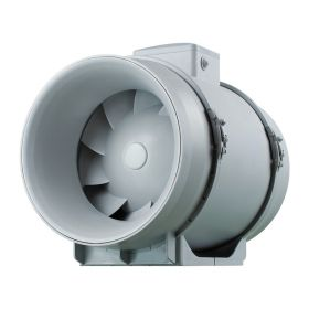 Ventilator axial de tubulatura diam 125mm, cu 2 viteze, cu timer