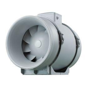 Ventilator axial de tubulatura diam 200mm, cu 2 viteze, cu timer