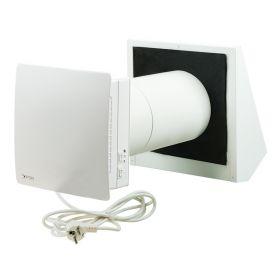Ventilator cu recuperator de caldura Twin Fresh Comfo RA1-50