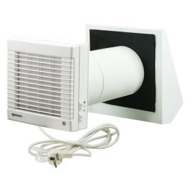 Ventilator cu recuperator de caldura Twin Fresh Comfo RB 50