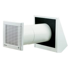 Ventilator cu recuperator de caldura Twin Fresh R-50