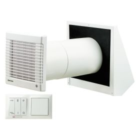 Ventilator cu recuperator de caldura Twin Fresh RA-50