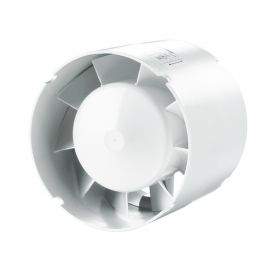 Ventilator tubulatura diam 125mm timer