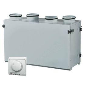 VENTS Centrala de ventilatie cu recuperare de caldura VUT 250V mini A1