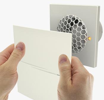 Cum montezi corect un ventilator de baie cu timer
